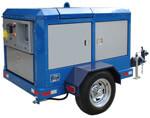 Diesel Powered Water Blasting Unit