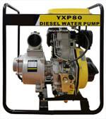 Diesel Powered Water Pump