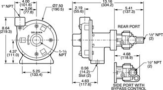 M150 Dimensions