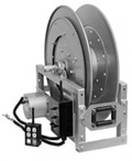 Remote Controlled Electric Power Hose Reels
