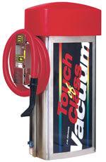 2-Door Oval Vacuum