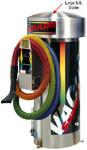 car wash vacuum system