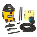 12 Gallon Wet-Dry Vacuum