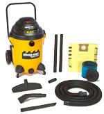 14 Gallon Wet-Dry Vacuum