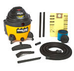16 Gallon Wet-Dry Vacuum Cleaner