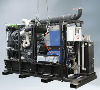 ultrahigh pressure washer