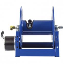 electric powered hose reel
