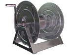 Hand Crank Stainless Hose Reel
