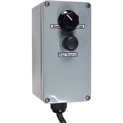 Electric powered hose reel switch 20874