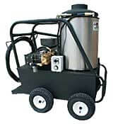 hot water electric pressure washer