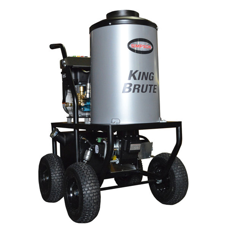 65100 Hot Water Electric Motor Pressure Washer