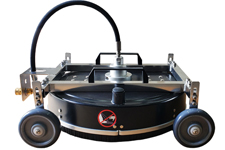 Black Roof Surface Cleaner 2