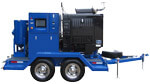 Ultimate Diesel Powered Water Blasting Unit