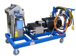 Electric Powered Water Blasting Unit