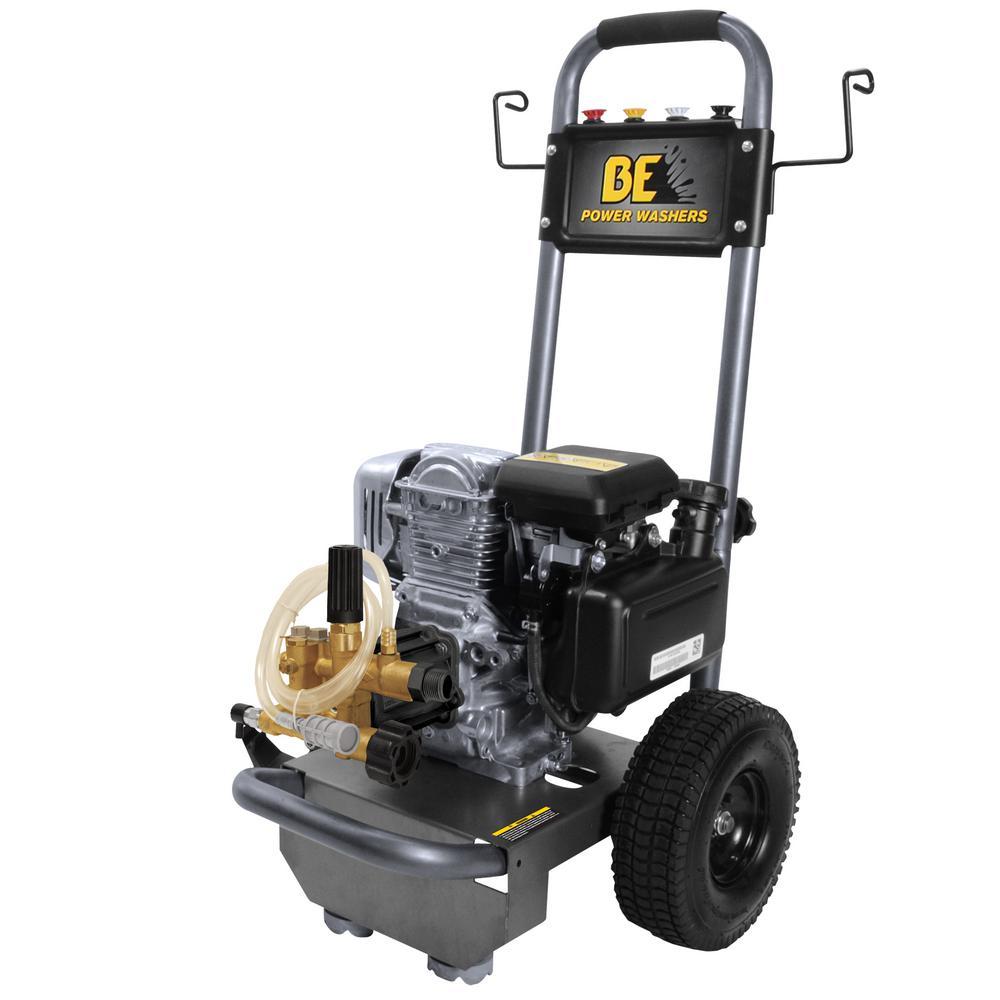AR Pump Pressure Washer B275HAS BE Pressure Supply