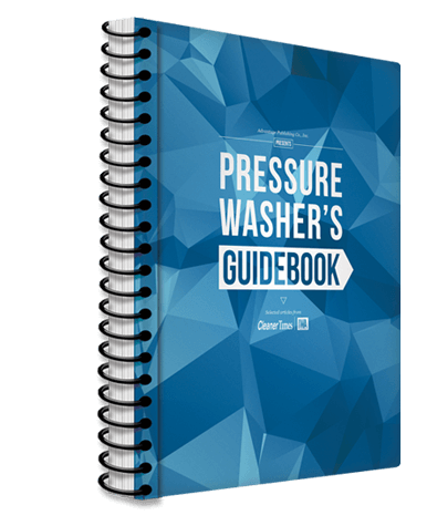 pressure washer book