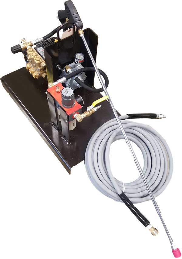Pneumatic Power Washer Air Pressure Washers