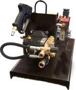 Pneumatic Power Washer