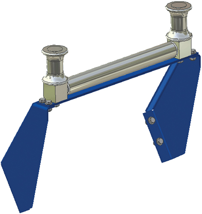 Pipe Guides and Anchors from Metraflex