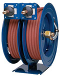 Automatic Dual Reels with Hose