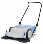Wide Push Sweeper