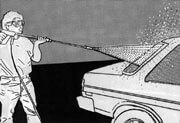 Vario Spraying Car