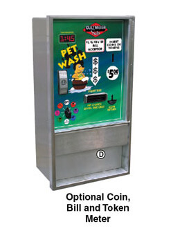 pet washer machine