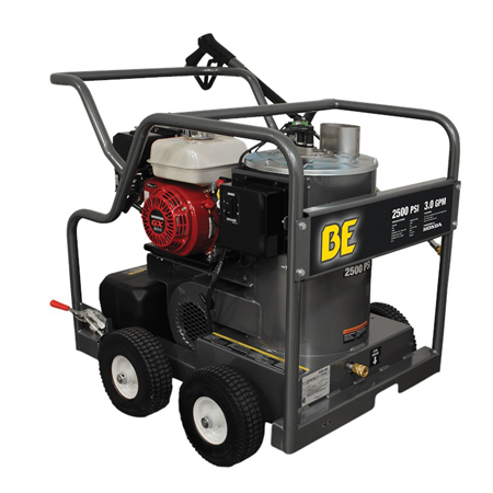 HW2765HAD Hot Water Electric Motor Pressure Washer