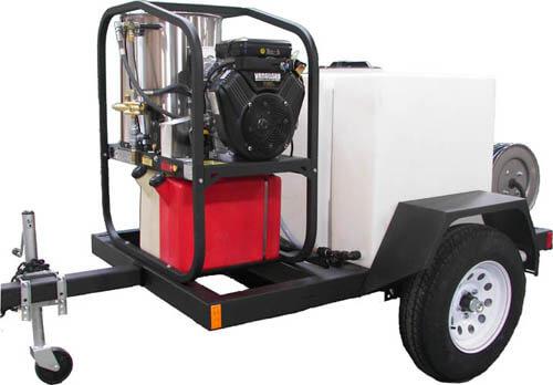 hot water trailer