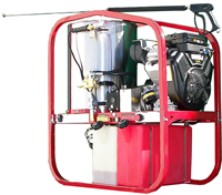 Truck or Trailer Mounted Pressure Washer