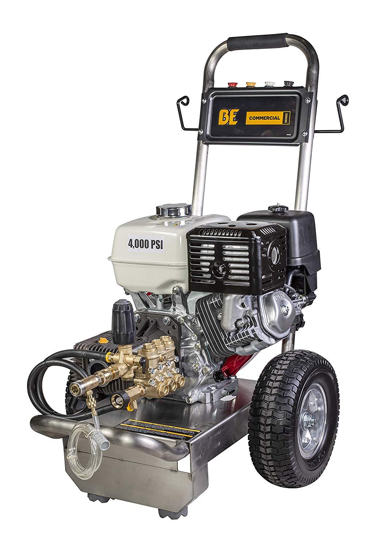 PE-4013HWPSCOMZ Honda Pressure Washer