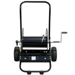 Heavy Duty Portable Hose Reel Cart with M15-5 Hose Reel