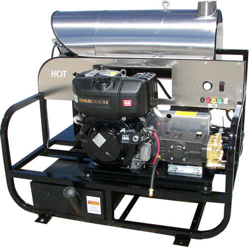 Diesel Stationary Hot Power Washer