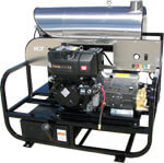 Diesel Stationary Power Washer