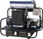 Diesel Stationary Hot Pressure Washer