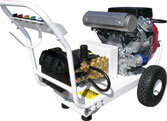 belt drive pressure washer