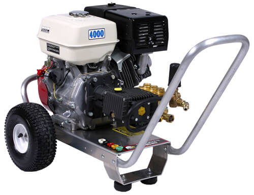 Gasoline Compact Pressure Washers