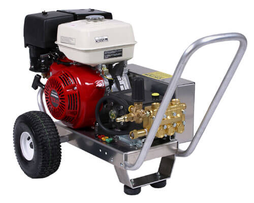 power pressure washers