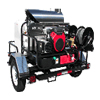 Hot Water Trailer Power Washers