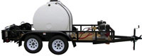 Trailer Pressure Washer