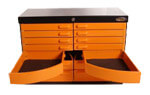 Pro 20 Bench top storage