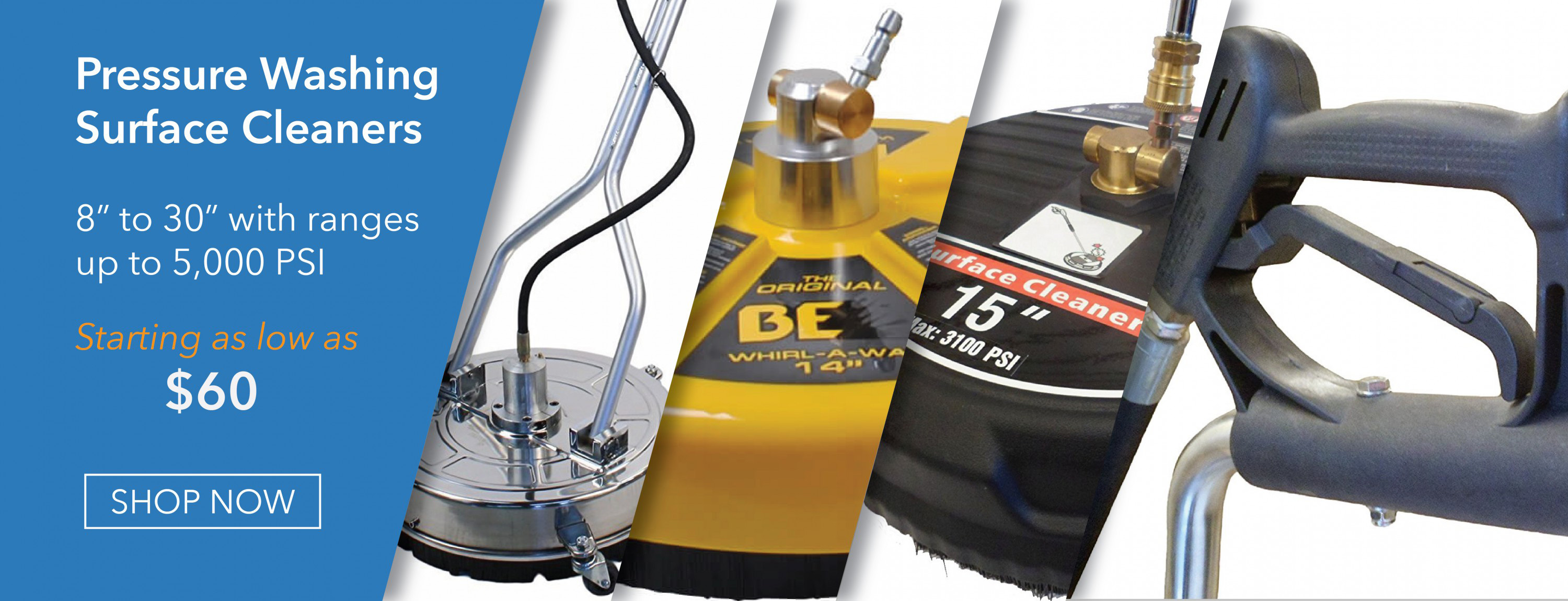 Pressure Washers, Power Washer, Water Blasters, Pressure Cleaner