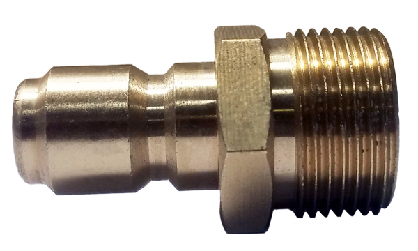 """3//8/"""" High Pressure Washer Fitting Stainless Steel Car Washer Hose Adapters"""