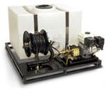 pro-skid pressure washer