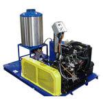 7000 PSI Diesel Hot Water Blaster