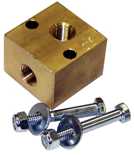 Pressure regulator, unloader valve