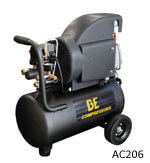 Horizontal Electric Air Compressor
