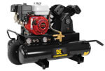 10 Gallon Gas Air Compressor