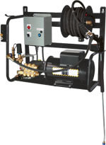 Wall Mount Pressure Washer