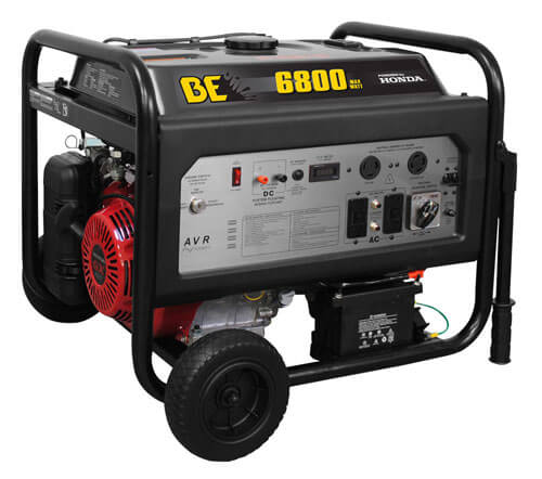 Honda Powered Portable Generators